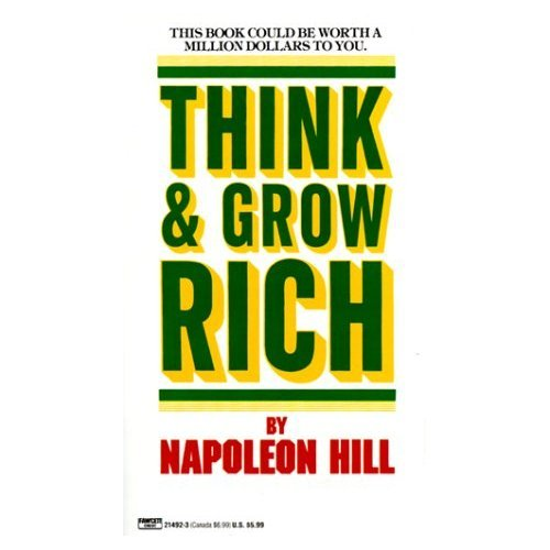 Think and Grow Rich PDF eBook cover